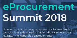 La transformación digital en el sector horeca, en eProcurement Summit