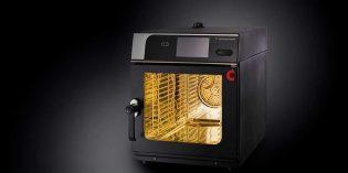 """Eficiencia y diseño: la atractiva versión """"black"""" del horno Convotherm mini"""