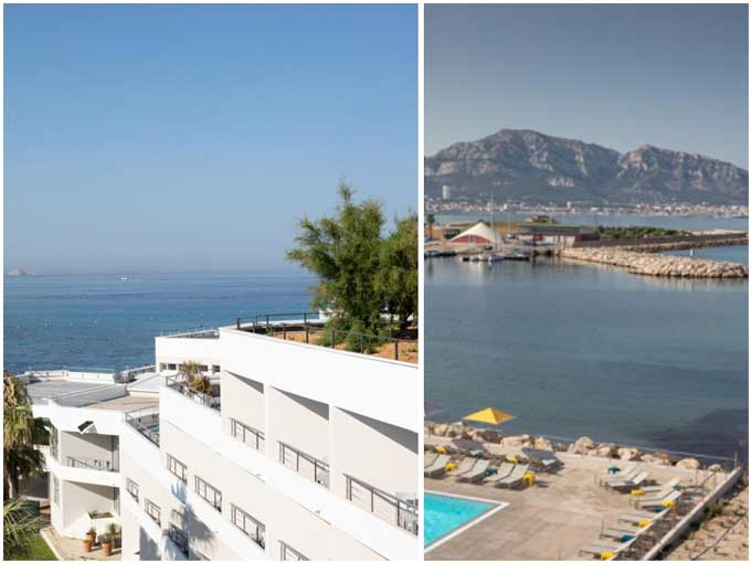 Exterior hotel nhow Marseille - profesionalHoreca