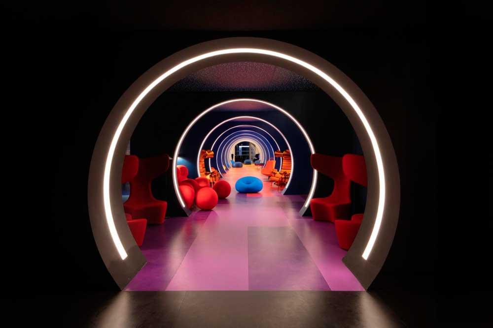 Tunnel Bar del Hotel nhow Marseille - profesionalHoreca