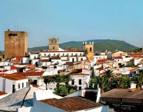 Imagen de la localidad de Olivenza