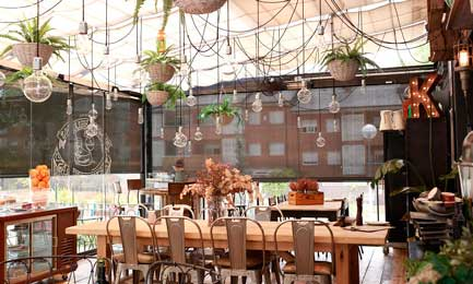 franquicia El Kiosko - restaurante - Profesionalhoreca