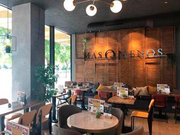 restaurante MasQMenos - Easyhotel Barcelona - profesionalhoreca