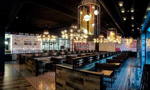 Nuevo establecimiento Muerde La Pasta en el centro comercial Gran Casa, en Zaragoza - ProfesionalHoreca