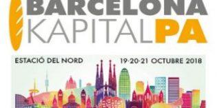 El I Congreso de Panaderos Barcelona Kapital Pa reunirá a profesionales en torno al pan de calidad