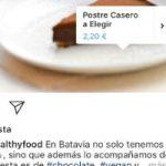 Pedidos a domicilio a través de Instagram: una innovación que ya ofrece Batavia