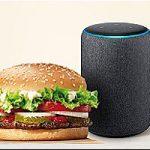 Burger King y Telepizza habilitan sus pedidos a domicilio por voz con Amazon Alexa