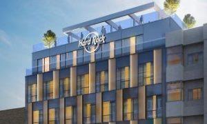 El primer Hard Rock Hotel de Madrid abrirá sus puertas en el barrio de Atocha