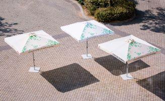 profesionalhoreca Mahou San Miguel parasoles