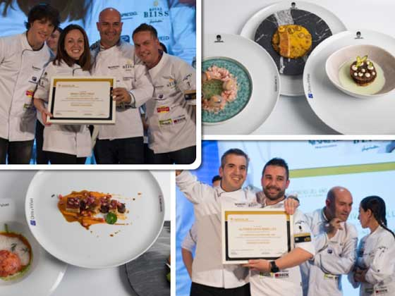 Finalistas concurso Cocinero del Año 2020 - ProfesionalHoreca
