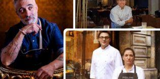 Chefs en marcha: lo nuevo de Sergi Arola, Luis Arévalo y Oriol Balaguer