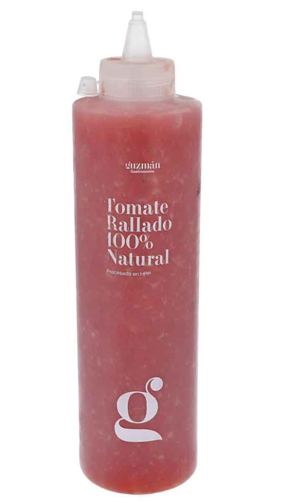 Bidfood - tomate rallado natural - profesionalhoreca