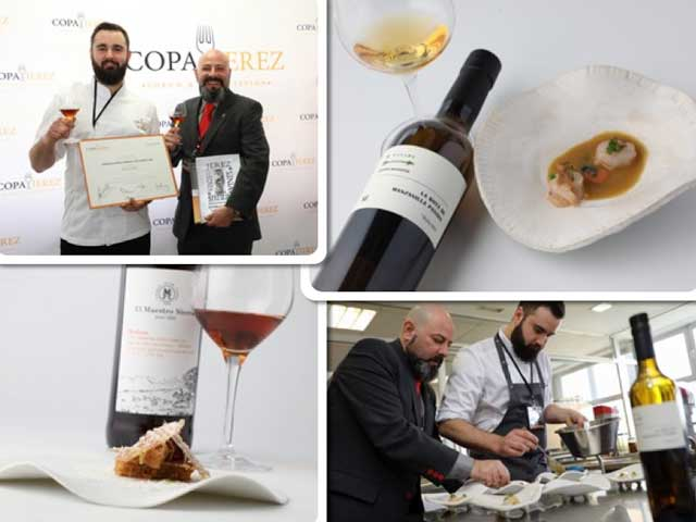 Chef - sumiller - BonAmb -Copa Jerez - Profesionalhoreca