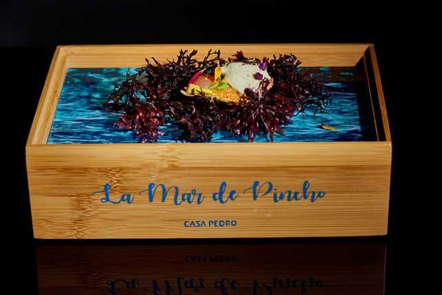 Tapa ganadora Concurso Valladolid - La Mar de PIncho - ProfesionalHoreca