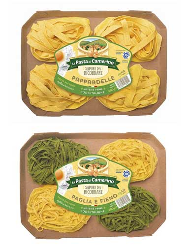 Pasta di Camerino - CBG - ProfesionalHoreca