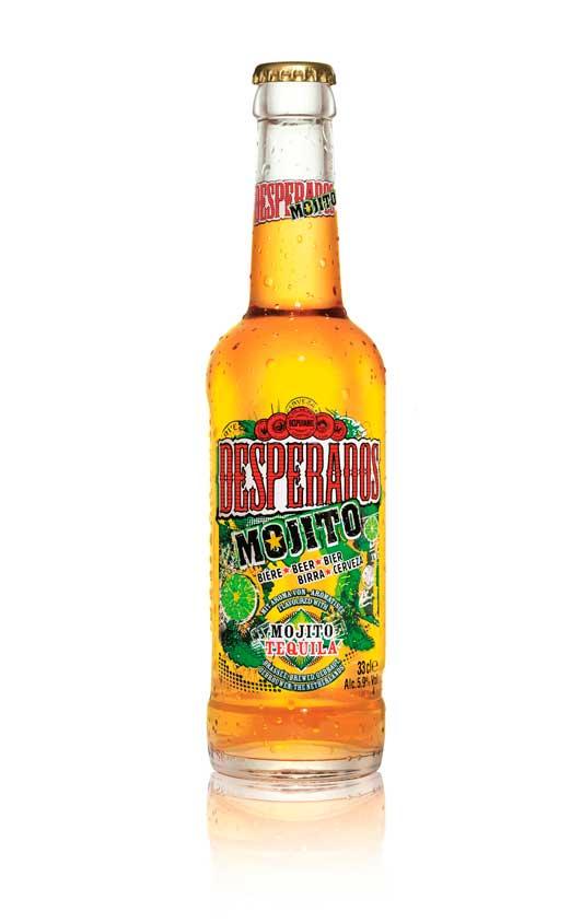 Heineken Desperados Mojito cerveza + profesionalhoreca
