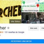 ElTenedor ya permite reservar restaurantes directamente con Google