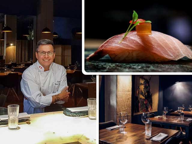 Luis Arévalo, restaurante Gaman, ProfesionalHoreca