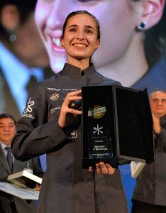 Mireia Riba, Concurso Camarero del Año, Profesionalhoreca