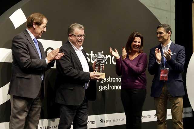 Óscar Torrijos, premio Chef Gastrónoma, ProfesionalHoreca