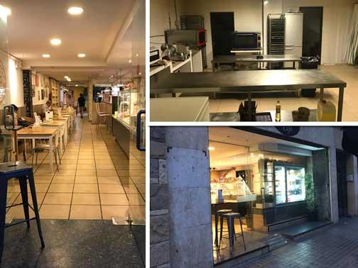 bar cafetería panadería - traspaso - Barcelona - profesionalhoreca