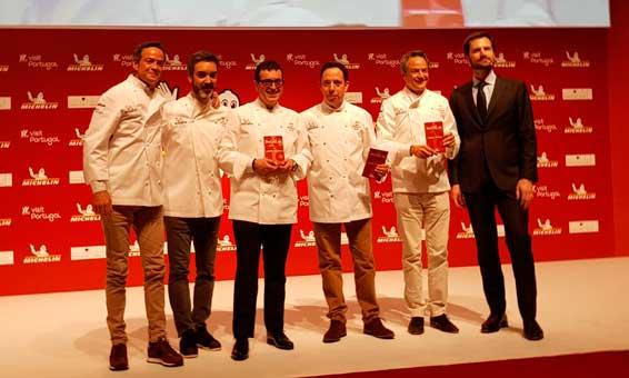 chefs de con dos estrellas en la Guía Michelin de España y Portugal 2019 - ProfesionalHoreca