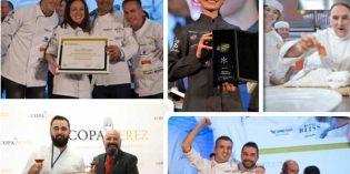 Finalistas del Concurso Cocinero del Año y Copa Jerez, la lista de Le Chef y más noticias gastro