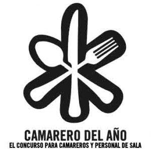 Logo concurso camarero del año - profesionalhoreca