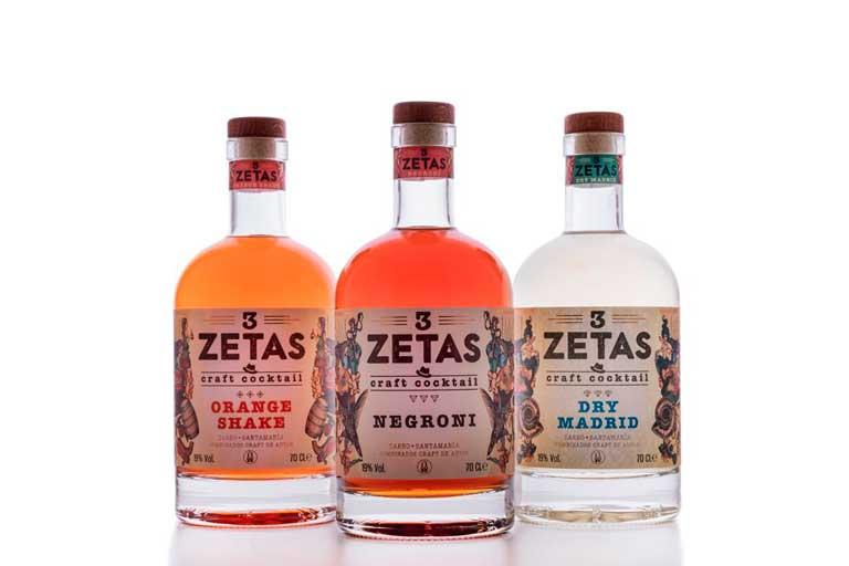 cocteles craft 3 Zetas - profesionalhoreca