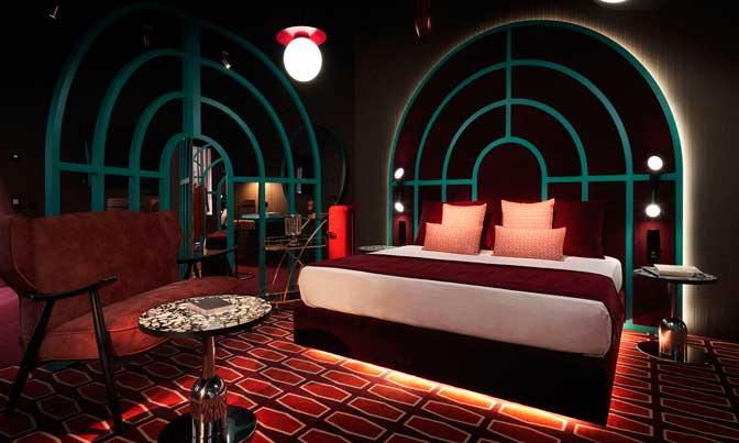 Ilmiodesign - habitacion - hotel - InteriHotel - Barcelona - 2018 - Profesionalhoreca
