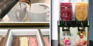 Café, helado y pastelería, un área protagonista en la feria Host 2019