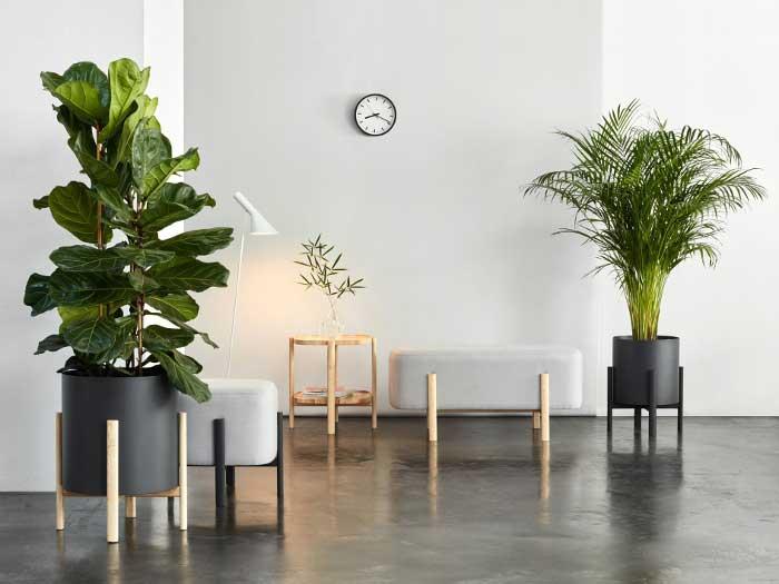 Hobbyflower - jardineras - hidrojardineras - plantas - InteriHotel -Profesionalhoreca