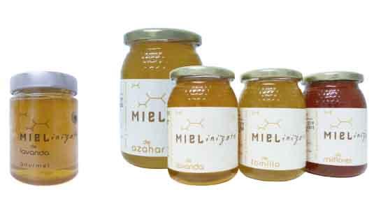 Profesionalhoreca - productores - miel - Mielinizate