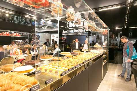 pastelería - feria Host Milano - profesionalhoreca