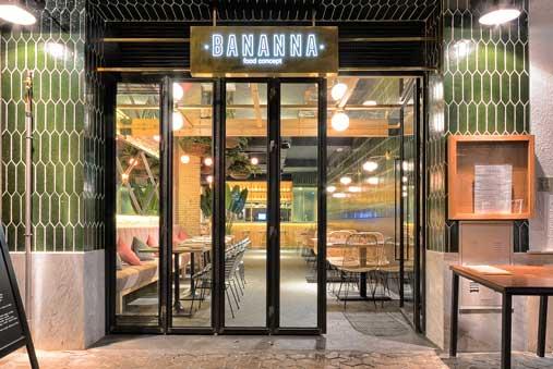 restaurante Bannana - ProfesionalHoreca