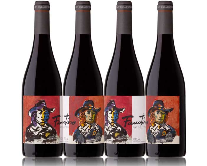 Faustino Art Collection - vino - ProfesionalHoreca