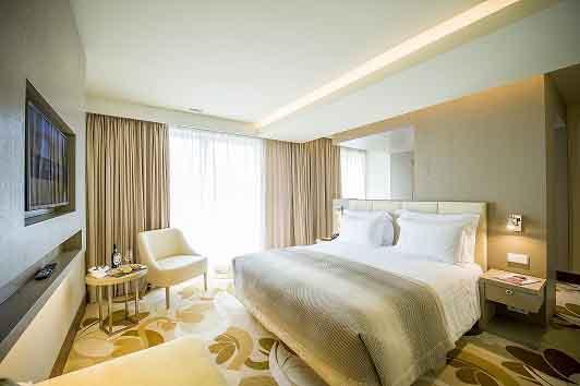 Habitación del nuevo hotel Occidental Lisboa - profesionalhoreca