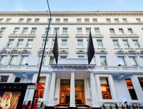 hotel  Meliá London Kensignton + profesionalhoreca