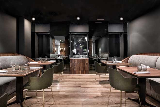 Restaurante La Cabra - interiorismo - estudio Mecanismo - ProfesionalHoreca