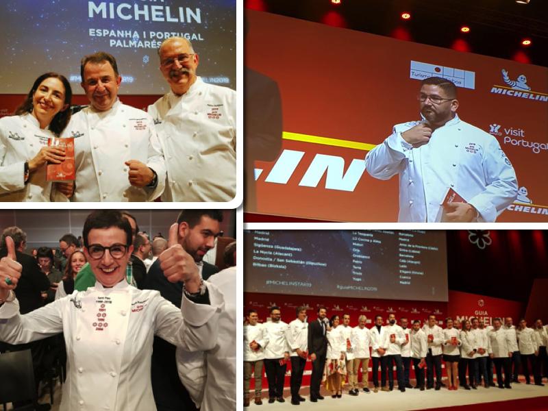 Gala estrellas Michelin - ProfesionalHoreca