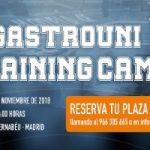 4ª jornada formativa de Gastrouni Training Camp en Madrid