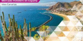 Canarias: leve descenso de la ocupación hotelera debido a la estabilización turística