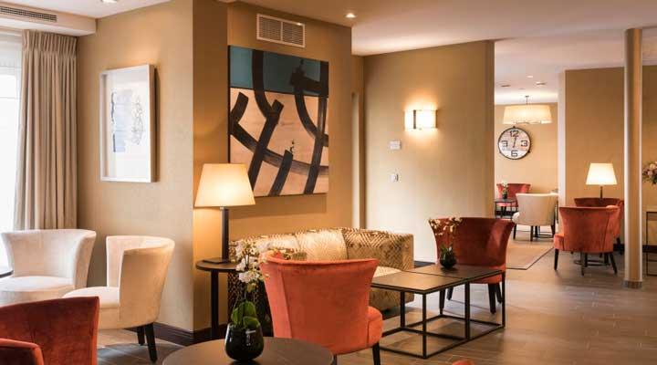 Cuadro de Novocuadro en hotel - profesionalhoreca