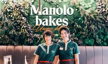 Vestuario - uniformes - Vranded- Manolo Bakes - Profesionalhoreca