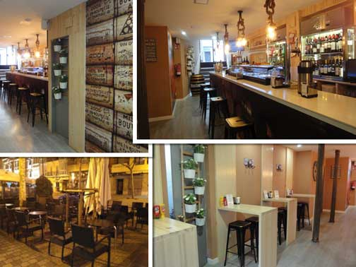 bar de tapas - vinoteca en traspaso - Logroño - ProfesionalHoreca