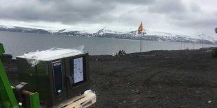 Conectados en la Antártida a través de un horno Rational