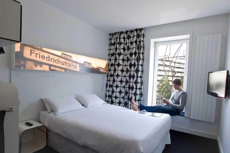 Habitación del hotel Gat Point Charlie, Profesionalhoreca