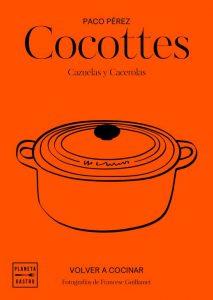 libro Cocottes, cazuelas y cacerolas - profesionalhoreca