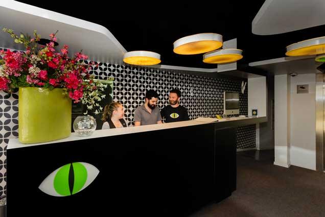 Recepción, hotel Gat Rossio, Lisboa, ProfesionalHoreca