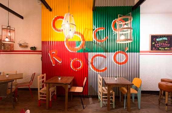 restaurante peruano Cocorocó - Profesionalhoreca